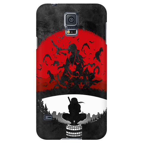 Naruto - Itachi red sun - Android Phone Case - TL01219AD