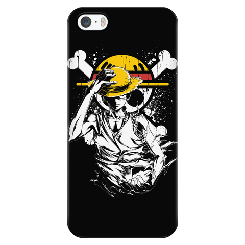 One Piece - Straw Hat Pirate Luffy - Iphone Phone Case - TL00913PC