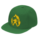 Super Saiyan Vegeta Gold Symbol Snapback - PF00291SB - The Tshirt Collection - 12