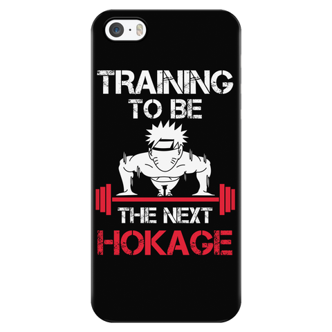 Naruto - Training to be the next hokage - Iphone Phone Case - TL01202PC