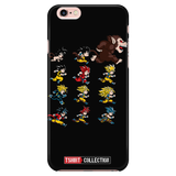 Super Saiyan Goku Evolution Limit iPhone 5, 5s, 6, 6s, 6 plus, 6s plus phone case - TL00041PC-BLACK