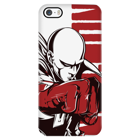 One Punch Man - Saitama - Iphone Phone Case- TL00923PC