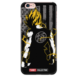 Super Saiyan American Goku iPhone phone case - TL00046PC-BLACK