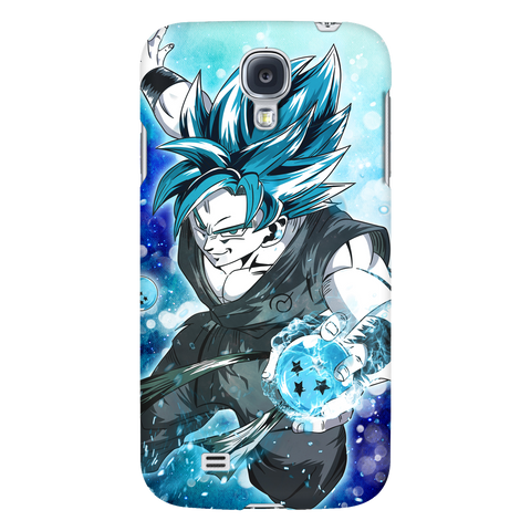 Super Saiyan - Goku SSj Blue with dragon balls - Android Phone Case - TL01174AD