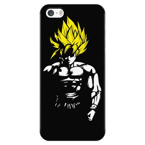 Super Saiyan - Goku ss2 Just Saiyan - Iphone Phone Case - TL01104PC