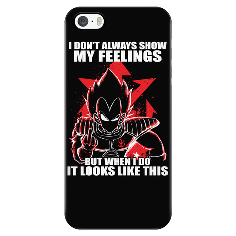 Super Saiyan - Vegeta attitude - iPhone Phone Case - TL00980PC