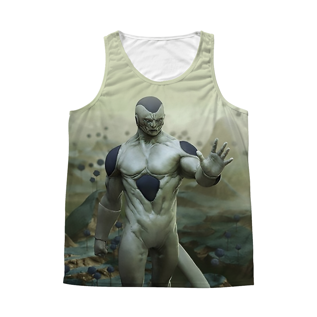 Super Saiyan Frieza 1 Sided 3D tank top t shirt Tank - TL00269AT