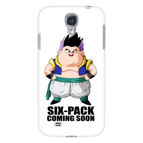 Super Saiyan - Gotenks Six Pack coming soon - Android Phone Case - TL00877AD
