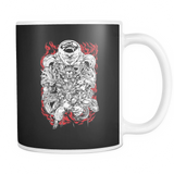 Super Saiyan Super Saiyan Goku Vegeta vs Frieza 11oz Coffee Mug - TL00127M1