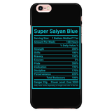 Super Saiyan Blue God iPhone phone case - TL00175PC-BLACK