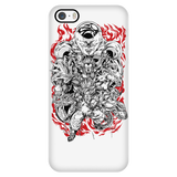 Super Saiyan Goku Vegeta vs Frieza iPhone 5, 5s, 6, 6s, 6 plus, 6s plus phone case - TL00127PC-WHITE