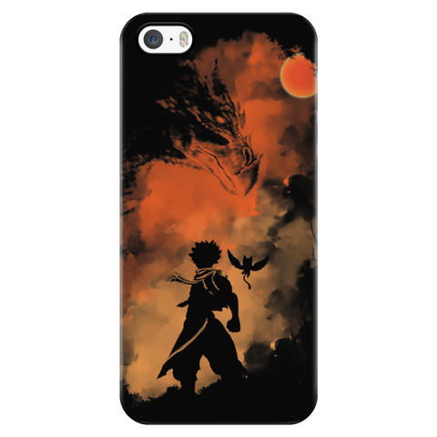 Fairy Tail - Natsu Dragneel 4 - Iphone Phone Case - TL01107PC