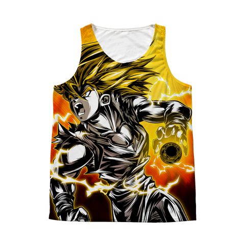 Super Saiyan - Gohan - 1 Sided 3D tank top t shirt Tank - TL00984AT
