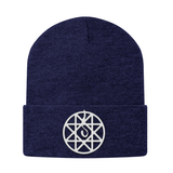 Fullmetal Alchemist Alphonse Elric White Symbol Beanie - PF00336BN - The TShirt Collection