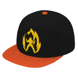 Super Saiyan Vegeta Gold Symbol Snapback - PF00291SB - The Tshirt Collection - 13