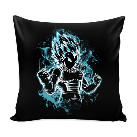 Super Saiyan - Vegeta SSJ Blue - Pillow Cover - TL00878PL