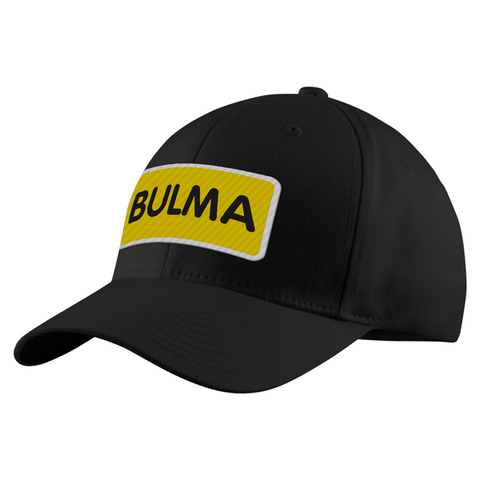Super Saiyan Bulma Structured Twill Cap - PF00178TC - The Tshirt Collection - 1