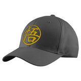 Super Saiyan Goku Golden Symbol Structured Twill Cap - PF00180TC - The Tshirt Collection - 2