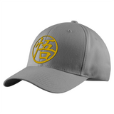 Super Saiyan Goku Golden Symbol Structured Twill Cap - PF00180TC - The Tshirt Collection - 4