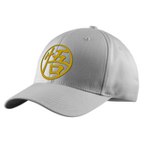 Super Saiyan Goku Golden Symbol Structured Twill Cap - PF00180TC - The Tshirt Collection - 10