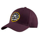 Super Saiyan Goku King Kai Symbol Structured Twill Cap - PF00181TC - The Tshirt Collection - 6