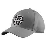 Super Saiyan Goku Symbol Black and White Structured Twill Cap - PF00182TC - The Tshirt Collection - 4
