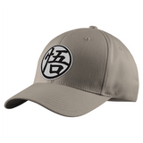 Super Saiyan Goku Symbol Black and White Structured Twill Cap - PF00182TC - The Tshirt Collection - 5