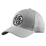Super Saiyan Goku Symbol Black and White Structured Twill Cap - PF00182TC - The Tshirt Collection - 10