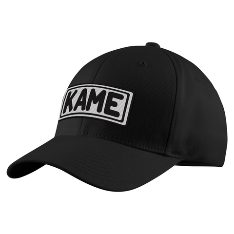 Super Saiyan Kame Symbol Structured Twill Cap - PF00184TC - The Tshirt Collection - 1