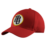 Super Saiyan Kame Symbol Structured Twill Cap - PF00185TC - The Tshirt Collection - 7