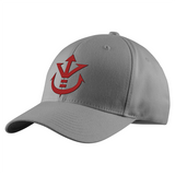 Super Saiyan Red Vegeta Crest Structured Twill Cap - PF00188TC - The Tshirt Collection - 4