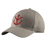 Super Saiyan Red Vegeta Crest Structured Twill Cap - PF00188TC - The Tshirt Collection - 5
