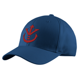Super Saiyan Red Vegeta Crest Structured Twill Cap - PF00188TC - The Tshirt Collection - 7