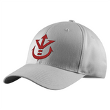 Super Saiyan Red Vegeta Crest Structured Twill Cap - PF00188TC - The Tshirt Collection - 9