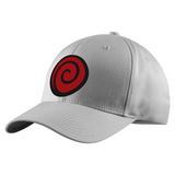 Naruto Uzumaki Clan Structured Twill Cap - PF00301TC - The TShirt Collection