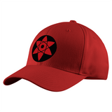 Naruto Sasuke Eye Symbol Structured Twill Cap - PF00309TC - The TShirt Collection