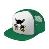 One Piece Zoro Trucker Hat - PF00315TH - The Tshirt Collection - 5
