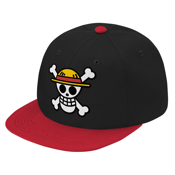 One Piece Luffy Snapback - PF00316SB - The Tshirt Collection - 1
