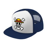One Piece Luffy Trucker Hat - PF00316TH - The Tshirt Collection - 6