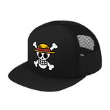 One Piece Luffy Trucker Hat - PF00316TH - The Tshirt Collection - 2