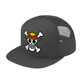 One Piece Luffy Trucker Hat - PF00316TH - The Tshirt Collection - 4
