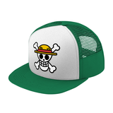 One Piece Luffy Trucker Hat - PF00316TH - The Tshirt Collection - 5