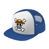 One Piece Luffy Trucker Hat - PF00316TH - The Tshirt Collection - 8