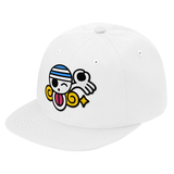 One Piece Nami Snapback - PF00317SB - The Tshirt Collection - 19
