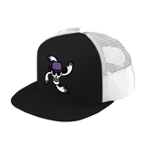 One Piece Robin Trucker Hat - PF00318TH - The Tshirt Collection - 1