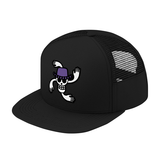 One Piece Robin Trucker Hat - PF00318TH - The Tshirt Collection - 2
