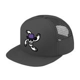 One Piece Robin Trucker Hat - PF00318TH - The Tshirt Collection - 4