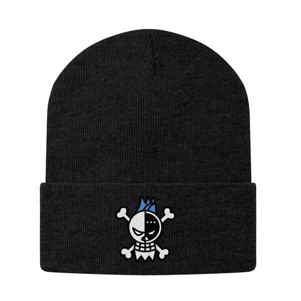 One Piece Franky Beanie - PF00320BN - The Tshirt Collection - 1