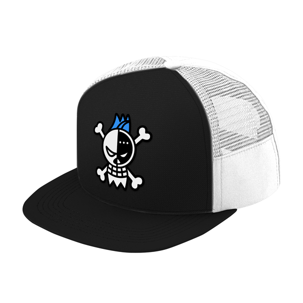 One Piece Franky Trucker Hat - PF00320TH - The Tshirt Collection - 1
