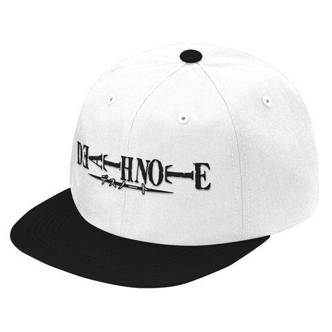 Death Note Black Symbol Snapback - PF00321SB - The TShirt Collection